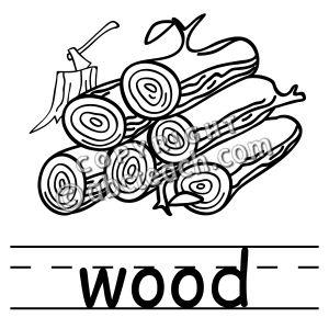 Wood clipart kahoy Wood #37767 Wood clipart kid