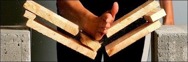 Wood clipart karate chop #9