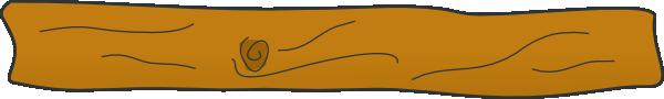 Wood clipart piece wood As: art clip online Clip
