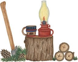 Wood clipart school garden #7