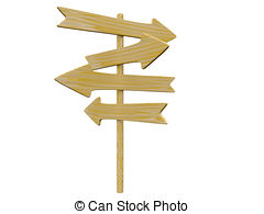 Wood clipart signpost Of for  wooden commercial
