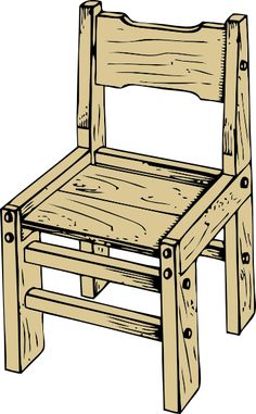 Wood clipart wood table Chair woodesigner Of  furniture