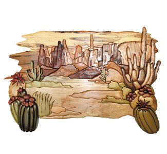 Wood clipart woodwork Intarsia images Southwest on 855