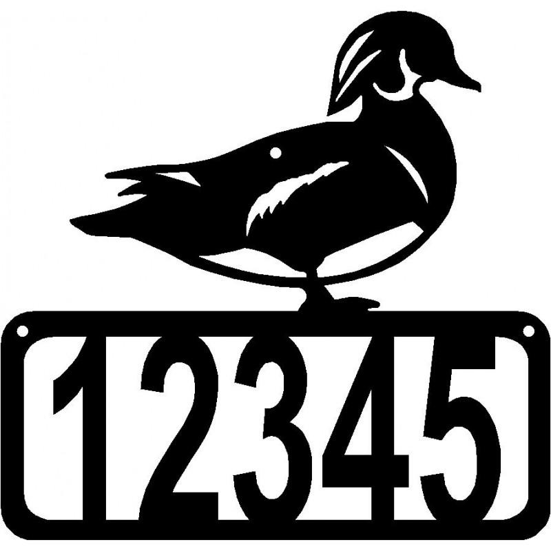 Wood Duck clipart carolina Duck/ Carolina Duck Sign Address