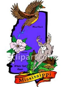 Wood Duck clipart state mississippi The with the of Clipart