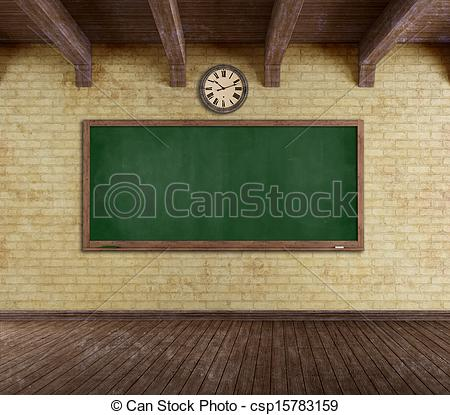 Wooden Floor clipart classroom floor Illustrations Empty empty Grunge Grunge