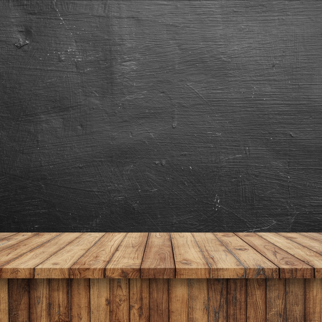 Dark Textures clipart wooden A and PSD with floor