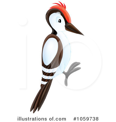 Woodpecker clipart Illustration #1059738 Royalty by Free
