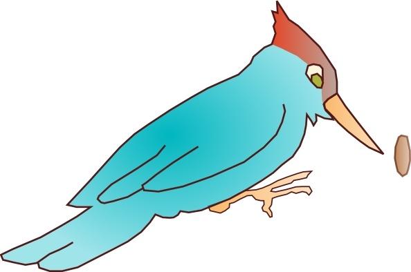 Woodpecker clipart ( Free Woodpecker vector clip