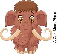 Woolly Mammoth clipart #11