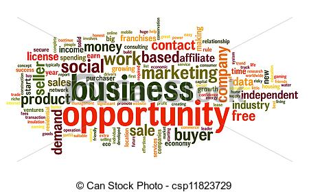 Word clipart business Business of in csp11823729 cloud