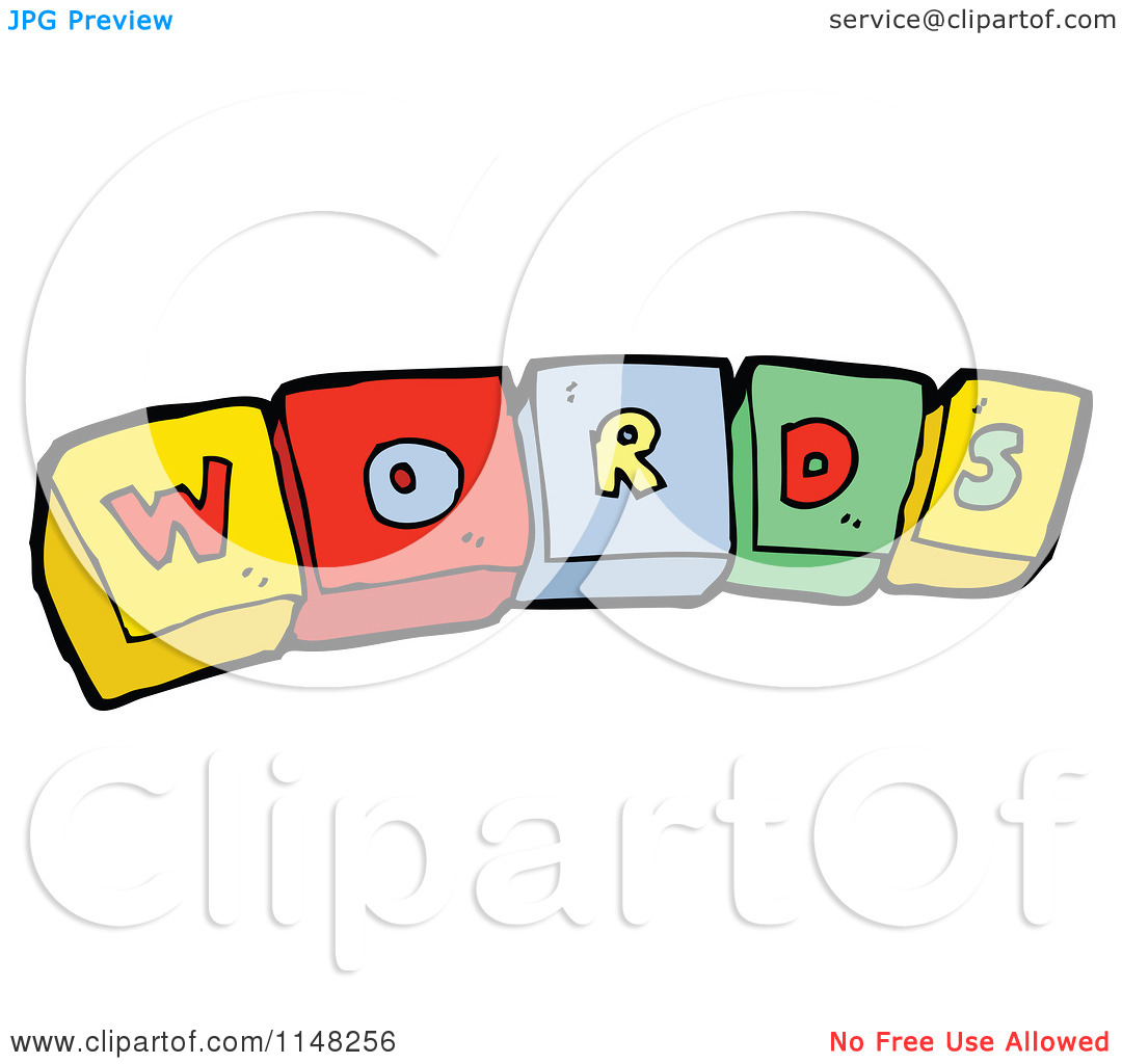 Word clipart cartoon Free Clipart Collection words Clipart