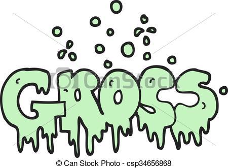 Word clipart cartoon Vector  word cartoon drawn