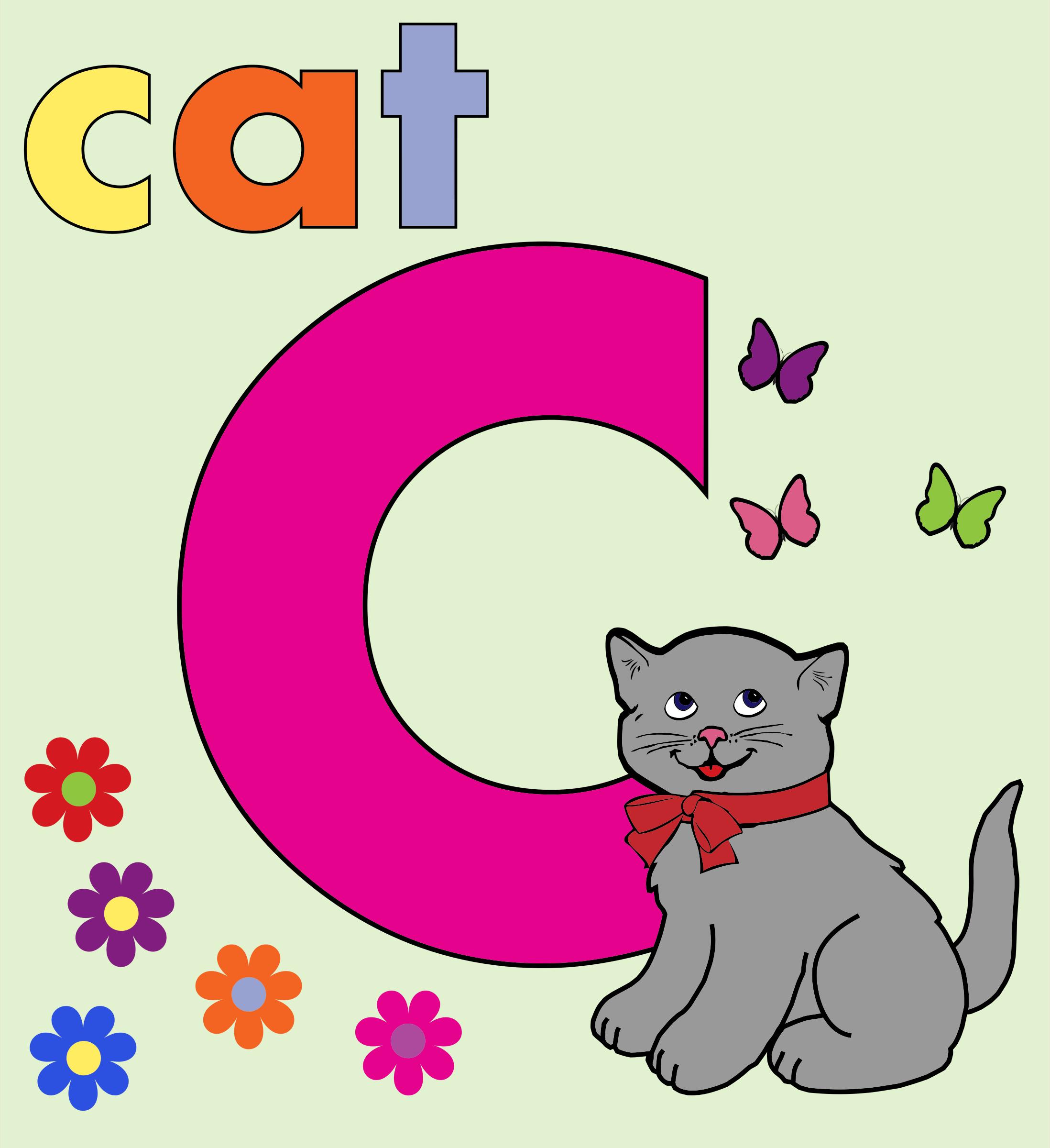 Word clipart cat Cliparts Cat icing Cliparts clipart