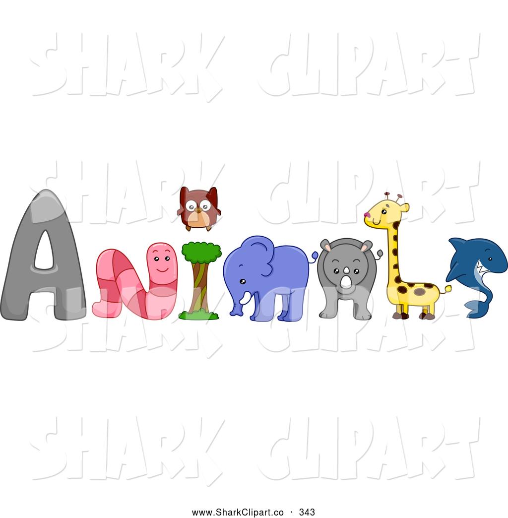 Word clipart elephant Animals Clip Elephant Art the