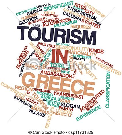 Word clipart greece In Tourism Stock for in