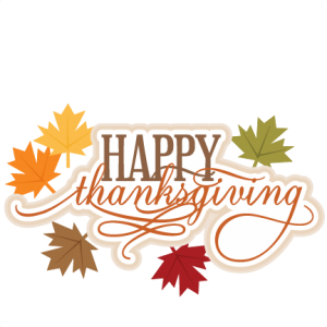 Word clipart happy thanksgiving Title Happy Thanksgiving Thanksgiving