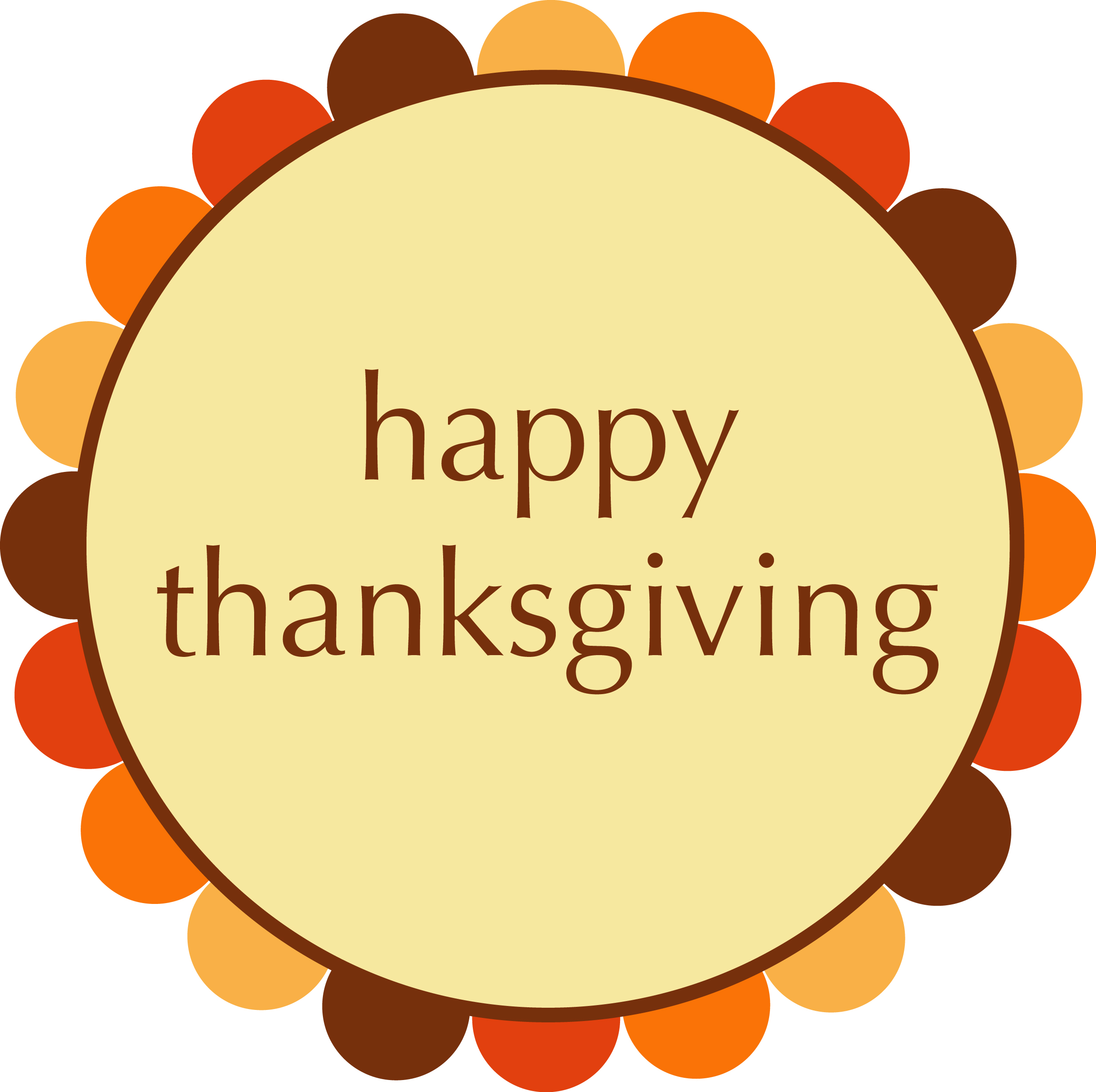 Word clipart happy thanksgiving Clipart clipart words kids kids