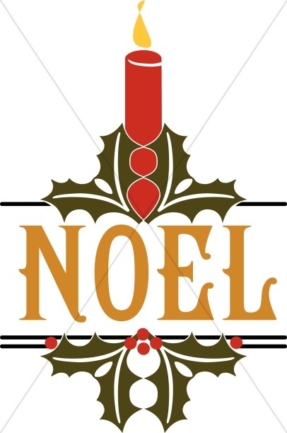 Word clipart noel Christmas Christmas Christian Gift Clipart