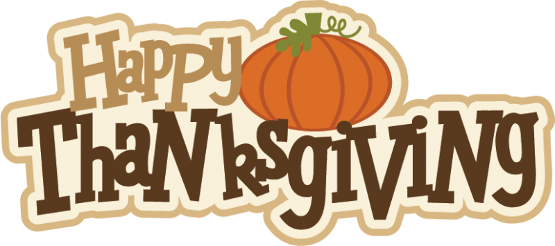Word clipart pasta Free Art Thanksgiving November Clipart