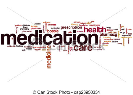 Word clipart pharmacy Related Stock Images Clipartby Medication