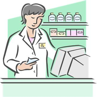 Word clipart pharmacy JPG pharmacist