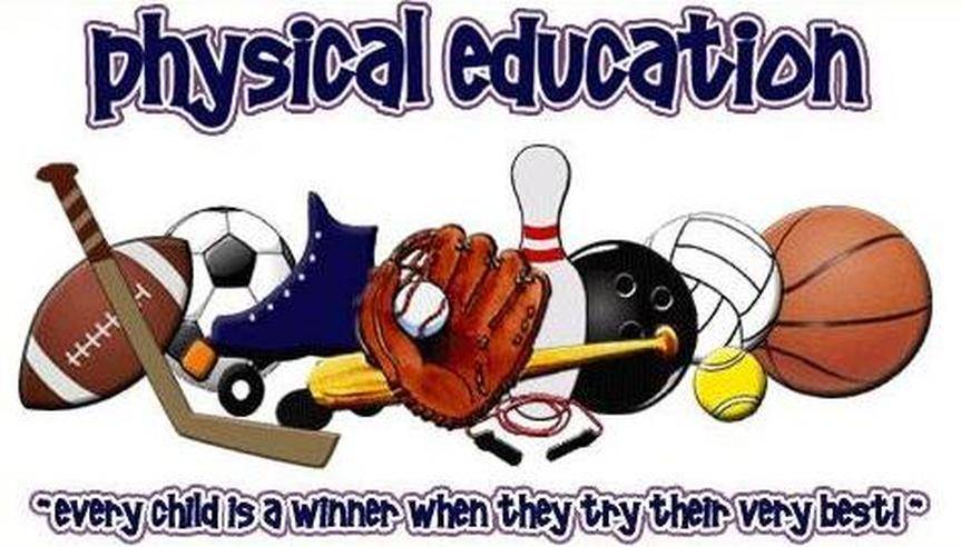 Word clipart physical education Malfroy Picture School School Rotorua
