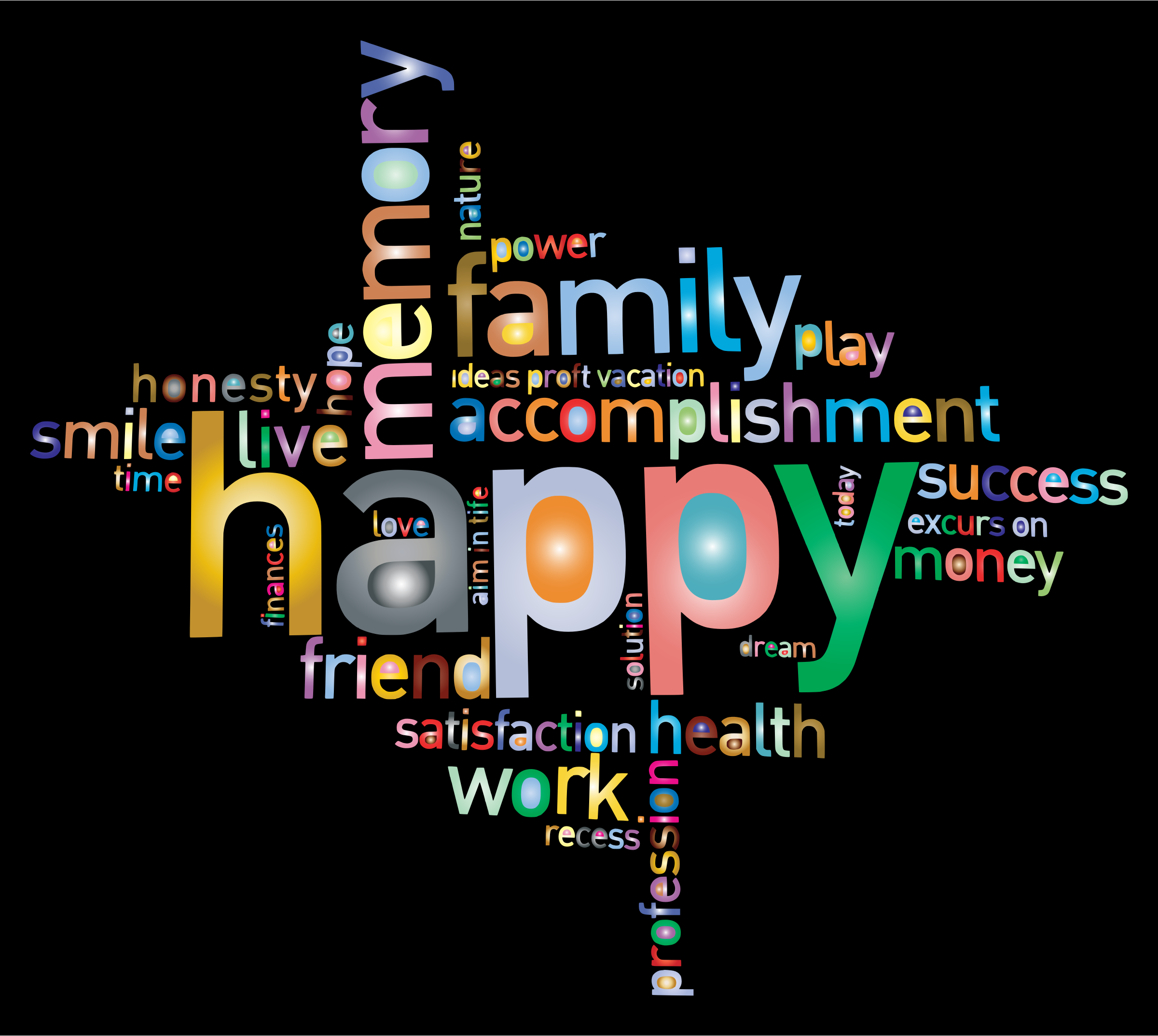 Word clipart recess 2 Download Family Family Prismatic