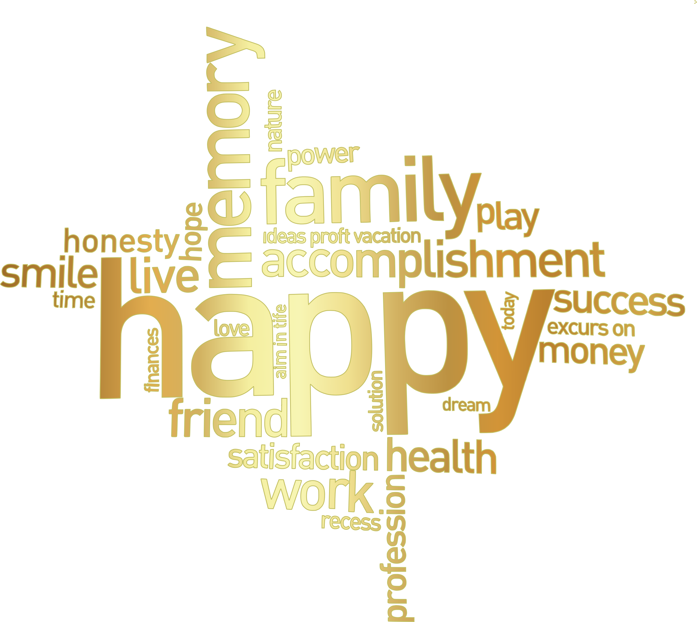Word clipart recess Happy Family Cluster Family remix