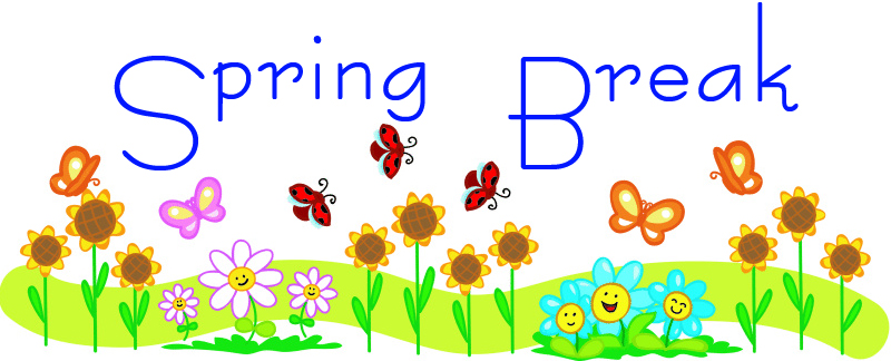Word clipart recess 8 and break clip spring