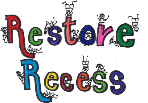 Word clipart recess Advocating Taking for a