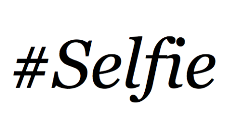 Word clipart selfie Success Word Art Selfie Selfie