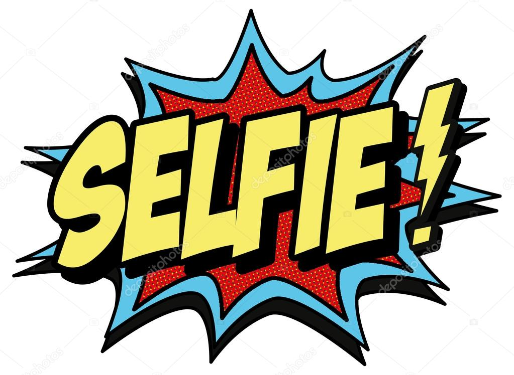 Word clipart selfie #59016177 Vector word with scotferdon
