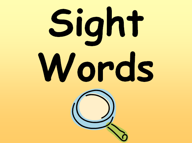 Word clipart sight word Shoals Elementary Leslie Factory