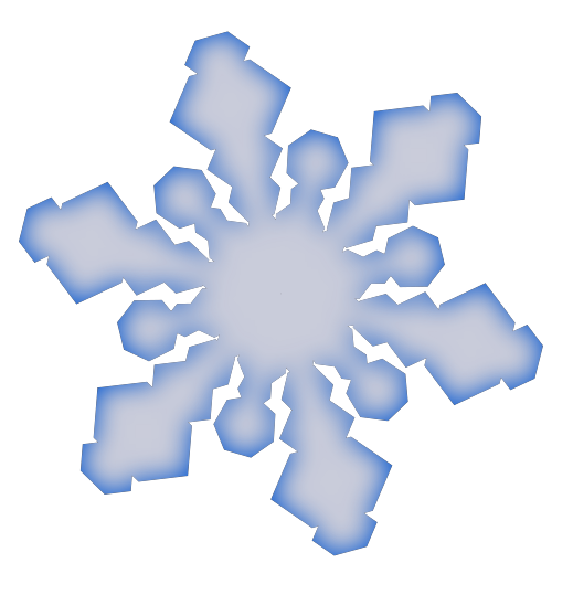 Word clipart snowflake For free clipart snowflakes christmas