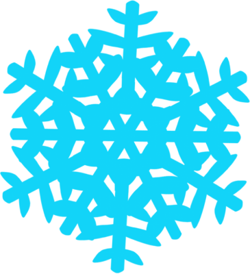 Word clipart snowflake Snowflakes All Free Word About