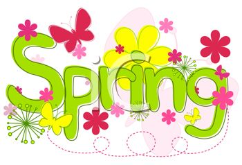 Word clipart spring Clipart Images spring%20clipart Panda Images