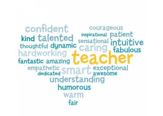 Word clipart teacher Art – Appreciation Appreciation Clip