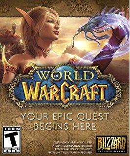 World Of Warcraft clipart computer game [Digital [Digital Game World of