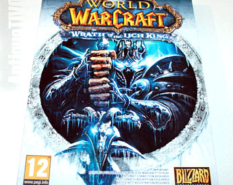World Of Warcraft clipart electronic game New Etsy Warcraft World King