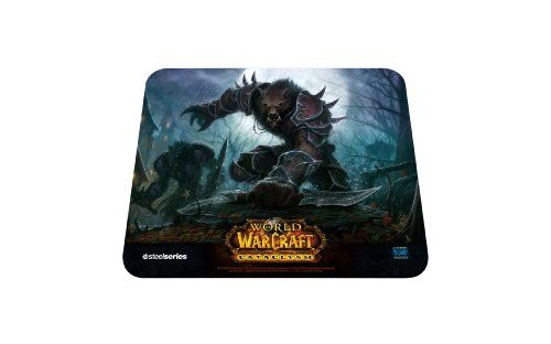 World Of Warcraft clipart electronic game Edition 25+ World SteelSeries Worgen