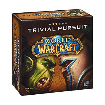 World Of Warcraft clipart electronic game Of Games World TRIVIAL World
