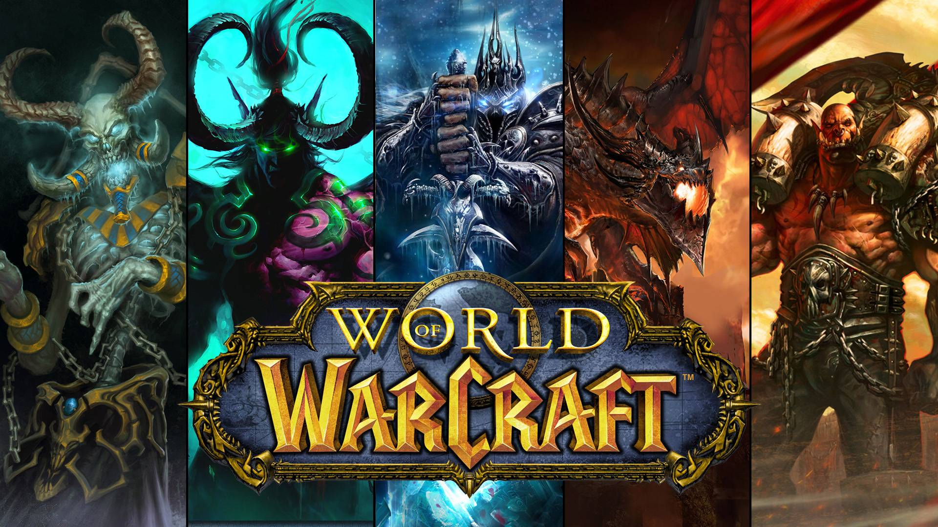 World Of Warcraft clipart electronic game Of World  Game Addictive