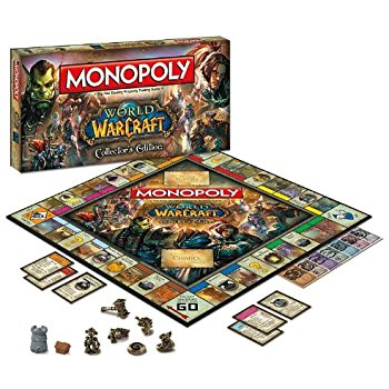 World Of Warcraft clipart electronic game World & of Monopoly: PURSUIT:
