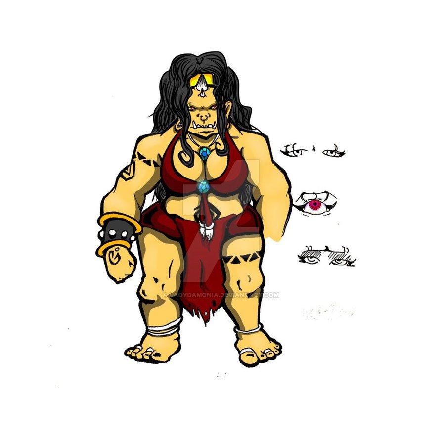 World Of Warcraft clipart female LadyDamonia Fan DeviantArt Female 02