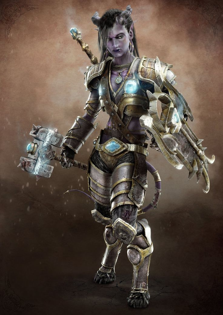 World Of Warcraft clipart female Could Paladin best Draenei Artwork