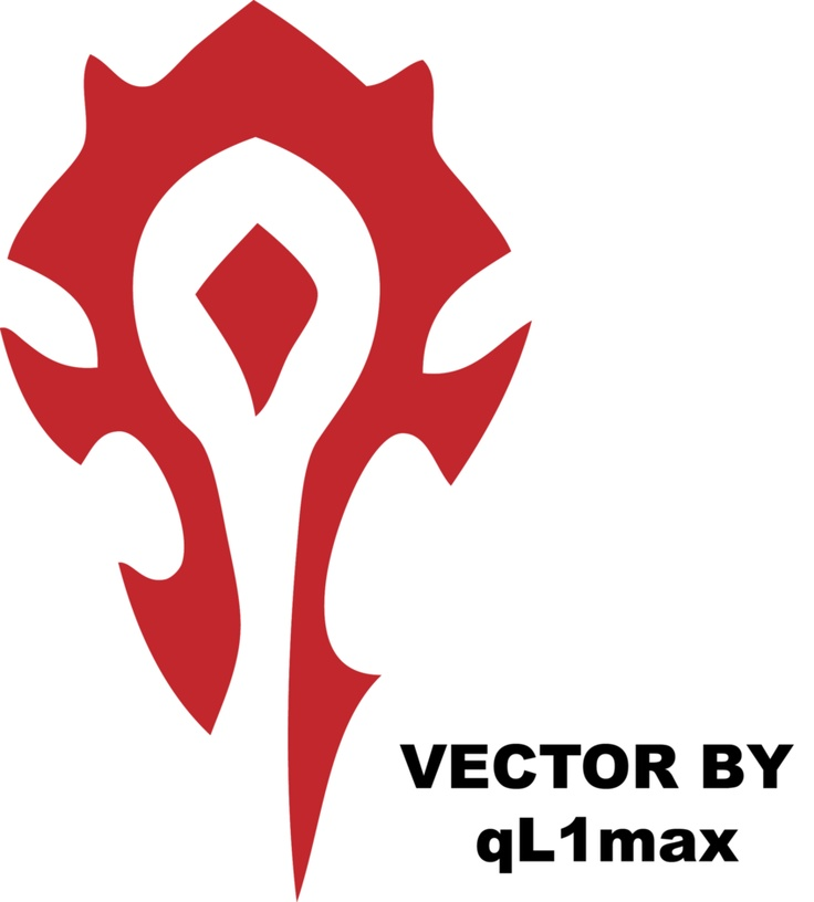World Of Warcraft clipart horde (World Warcraft) More Symbols
