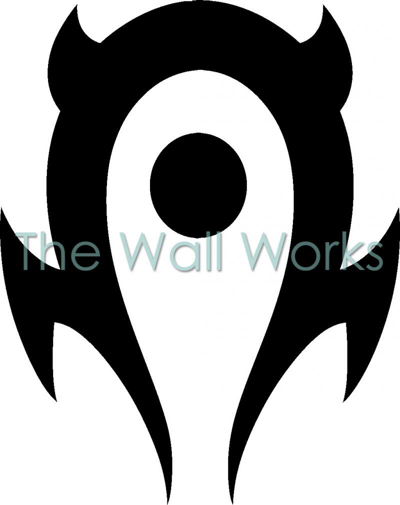 World Of Warcraft clipart horde Warcraft collection Vinyl of Christmas