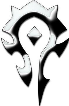 World Of Warcraft clipart logo Flickr some warcraft cake of