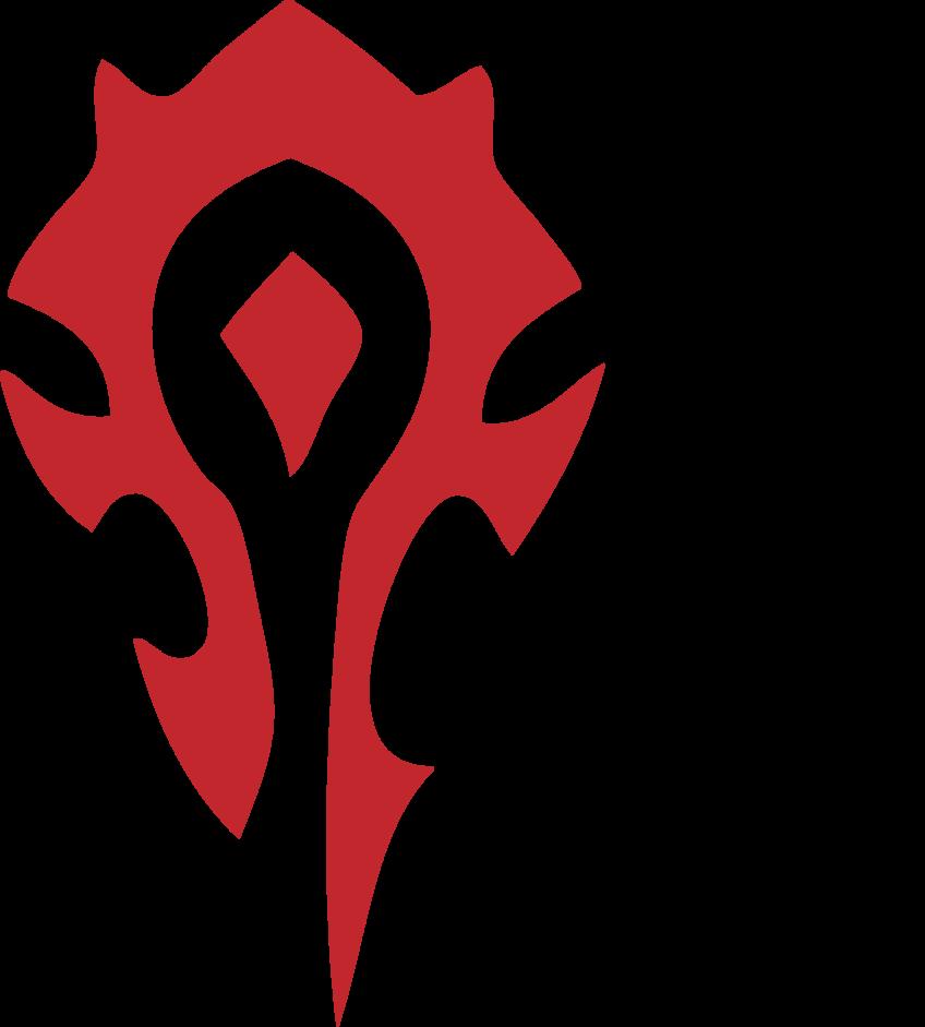 World Of Warcraft clipart logo Horde (World Horde Symbols ideas